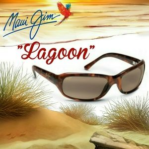 "Maui Jim Womans  ""Lagoon"" they Sunglasses"